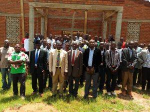 TA Mwaulambya Hands Over 50 Hectares of Land to Chisankhwa Catholic Outstation