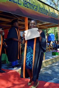 Miracle Technical Institute Holds 17th Graduation Ceremony