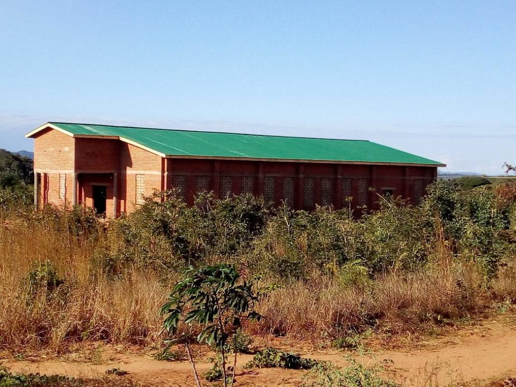 The present state of St Patrick's Chipalanje Substation