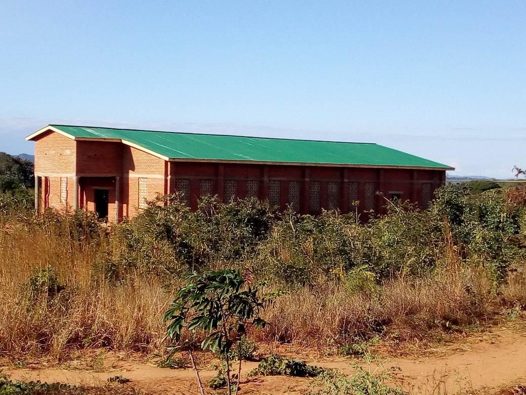 Chipalanje Church Construction Progressing Well