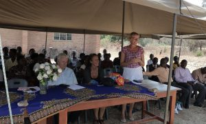 Umoza Na Malawi Donates 15 Computers to St Annie's and Ngala CDSSs