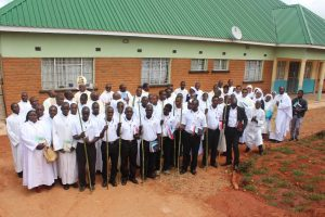 Karonga Diocese Commissions Eight on Missionary Journeys