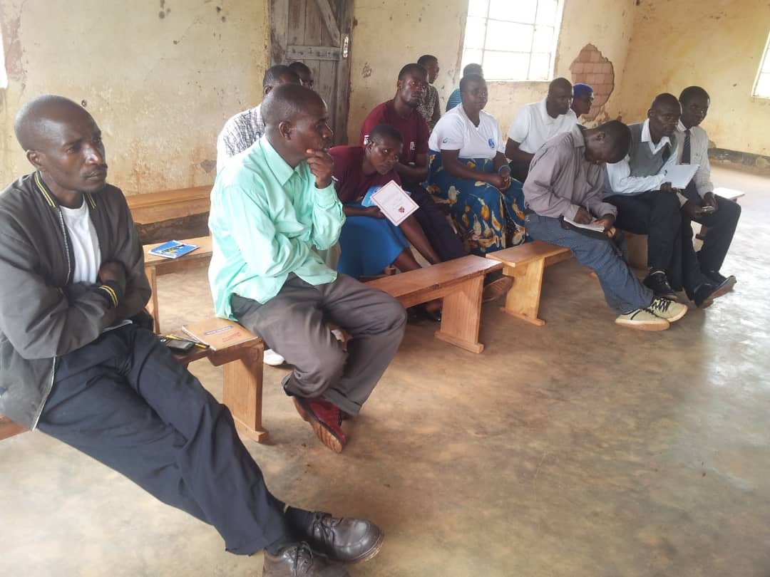 Karonga Diocese Health Desk conducts review and mentorship meetings for TB community volunteers in Karonga and Chitipa District