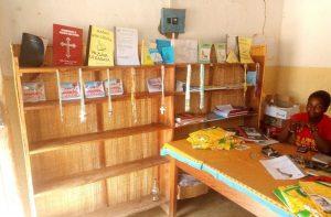 Parish Tuckshop cum Bookshop