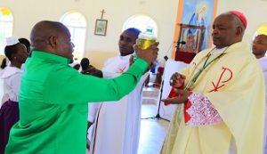 g2 Bishop Mtumbuka Presides over Chrism Mass with a Call to Christians to Seek the Lord Always