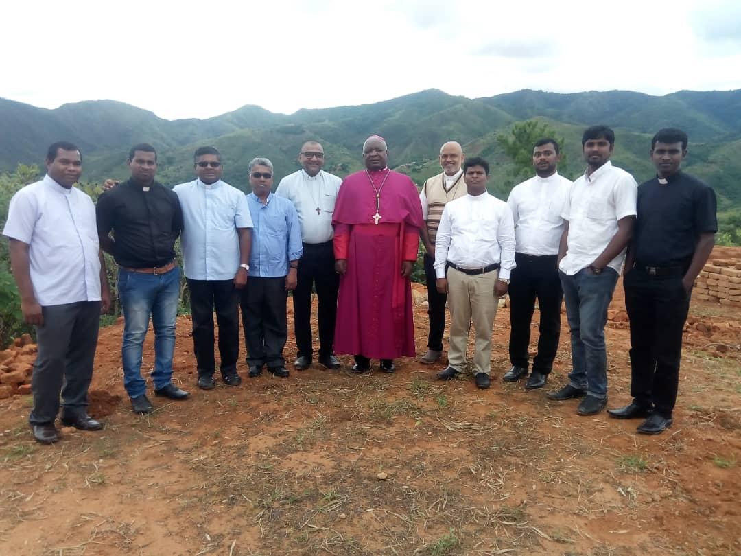 Bishop Mtumbuka Hands over St Francis De Sales Parish to the MSFS