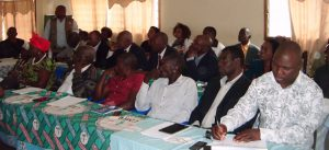 Justice and Peace Desk Faults Elections Results Management System