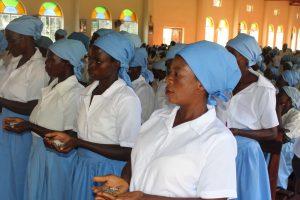 307 Profess As Full Members of Wamama Wa Chitemwano