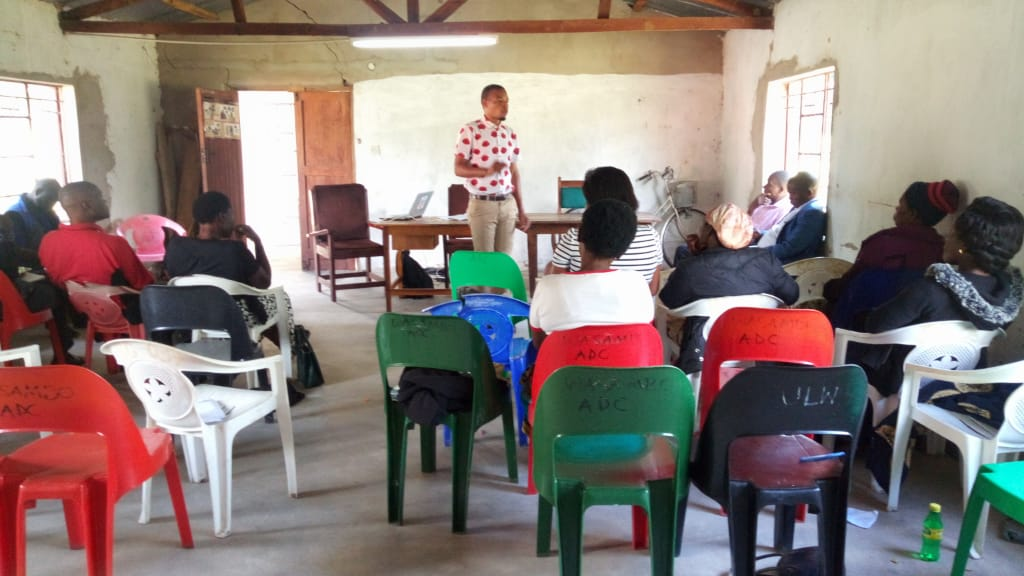 ADC, Councillors and Women Groups Drilled in Gender Laws