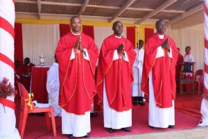 Bishop Mtumbuka Ordains Three New Priests: Pictorial Focus