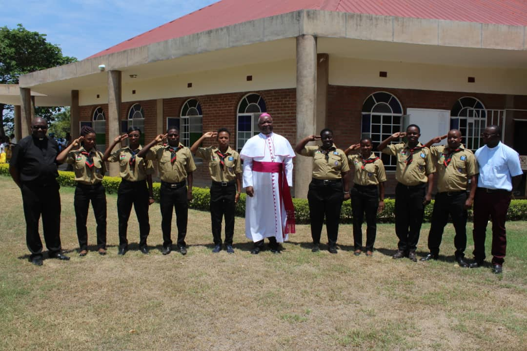 Diocese of Karonga Launches Catholic Scout Organisation