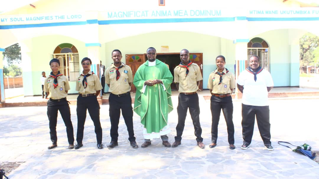 Catholic Scout Organisation Introduced at St Mary's Parish, Karonga