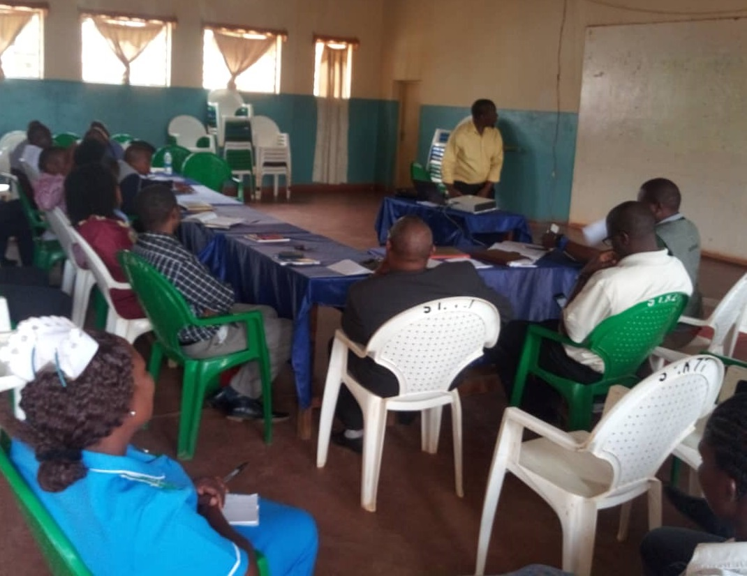 Chitipa District Welcomes Women's and Girls' Rights Safeguarding Project