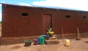 Village Savings and Loan Constructs a House for Tiness Silumbu