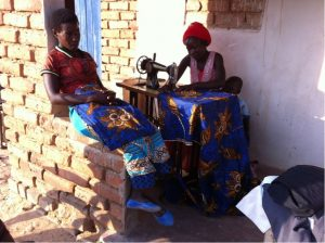Abigail on the Path to Economic Independence: Thanks to Vocational Skills Programme