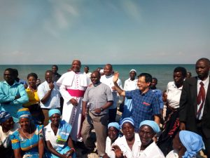 Congregation of Immaculate Conception of Mary Fathers Visit Karonga Diocese