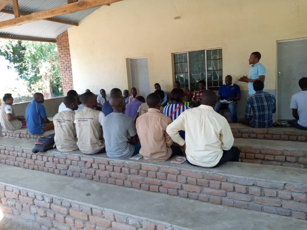 Ulambiya-Kaseye ADC Meeting Expectations of ECM and DCA