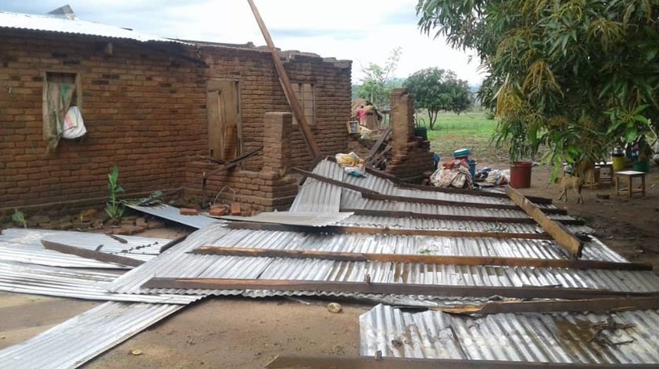 2019/2020 Floods and Strong Winds: A Report From St. Joseph The Worker Cathedral – Karonga, Malawi