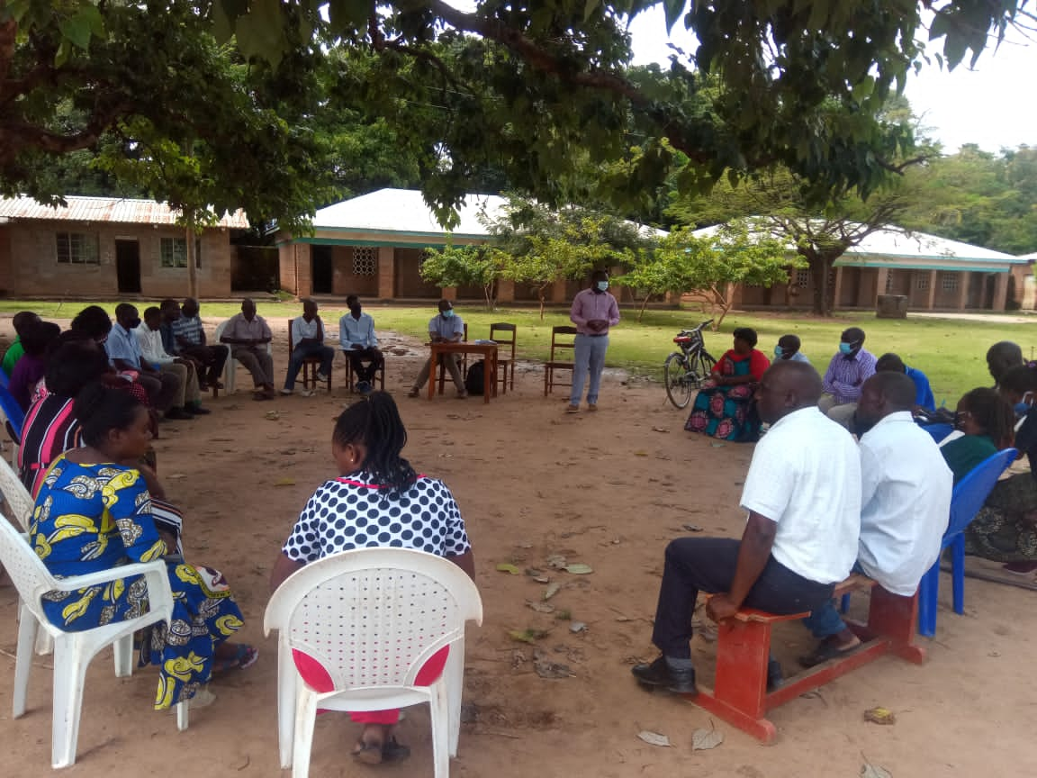 Karonga Diocese Steps Up Child Rights Safeguarding